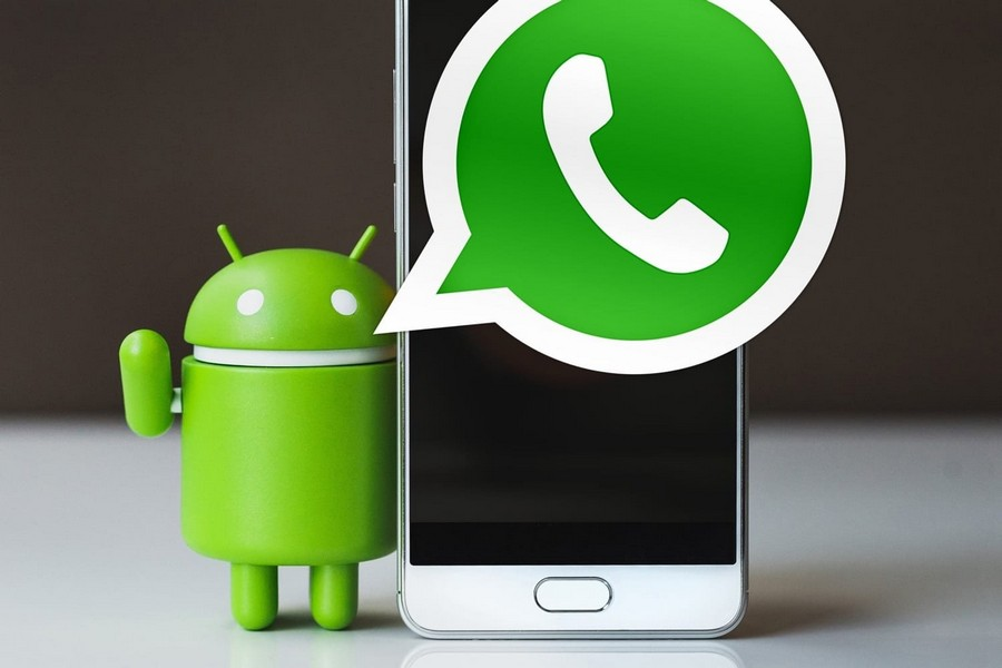 Установить WhatsApp APK