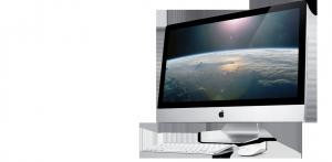 Моноблок iMac.
