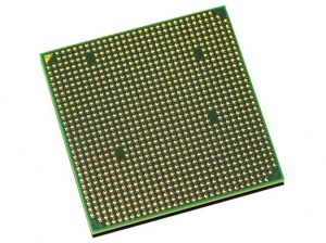 Как выровнять ногу на процессоре.