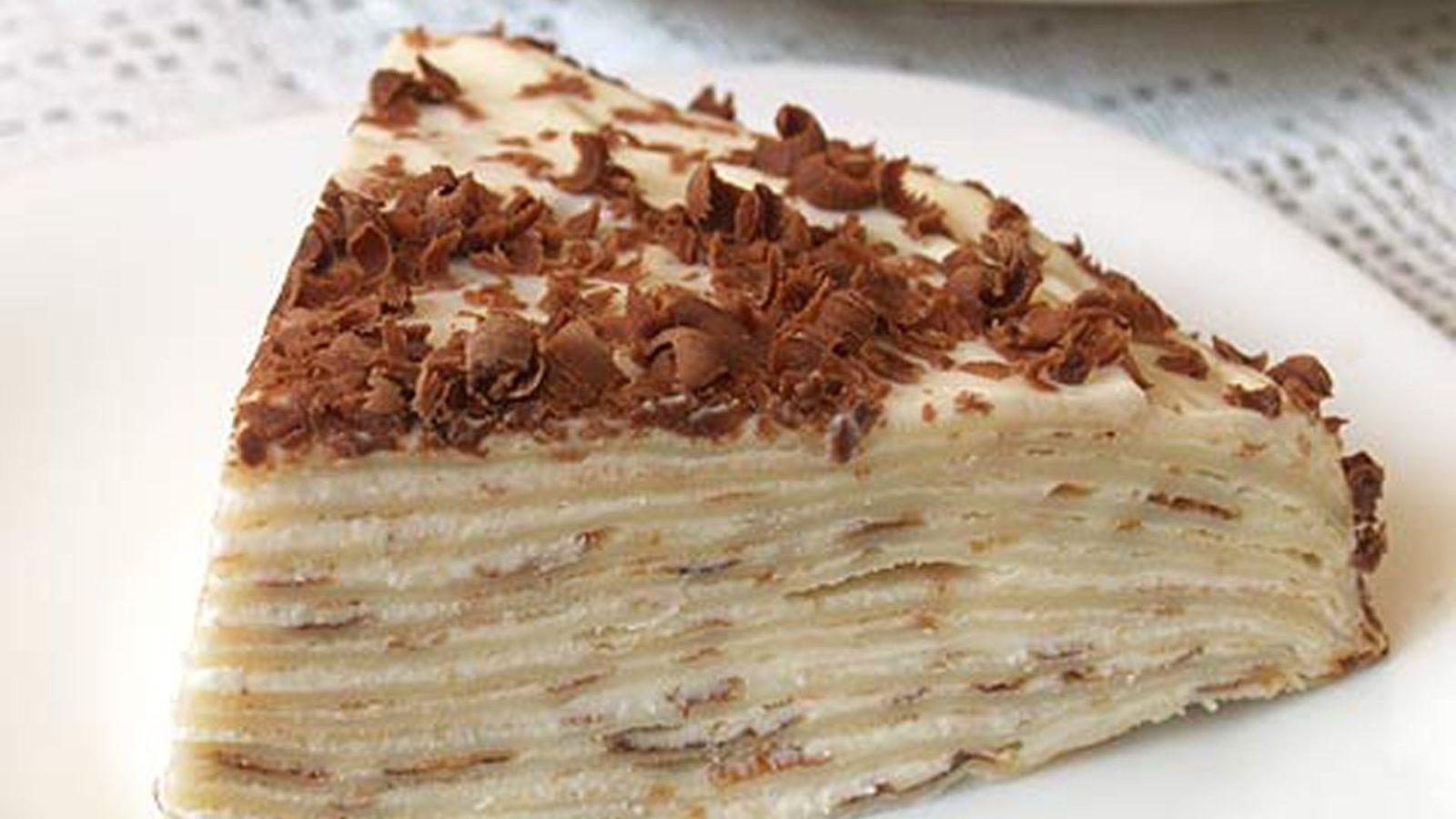 склонны золотухе блинный торт рецепт со сметанным кремом фото ряда российских