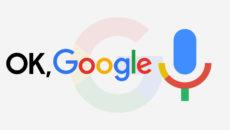 """""""Окей, Google"""""""